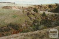 Devils Kitchen, Woady Yaloak Creek, 2002