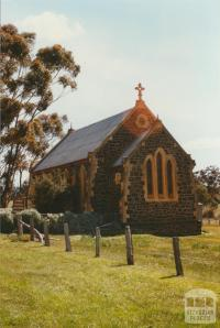 Moyston Anglican Church, 2002