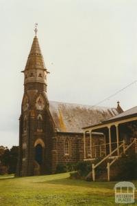 Wickliffe Anglican Church, 2002