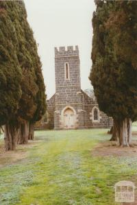 St Andrews Uniting Church, Hexham, 2002