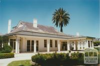 Yering Homestead, Melba Highway, Coldstream, 2002