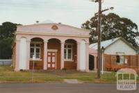 Cavendish RSL Hall, 2002