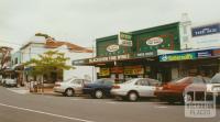 Former Anstey's supermarket, Main Street, Blackburn, 2003