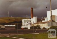 Bonlac factory and wind generators, 2003