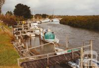 Franklin River, Port Franklin, 2003