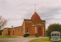 Boisdale public hall, 2003