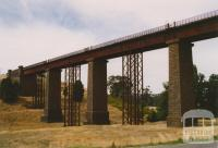 Taradale viaduct, 2004