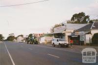 Rokewood main street, 2004