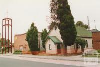 Mitcham Anglican Church, Whitehorse Road, 2004