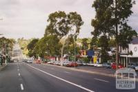Lower Plenty Road, Rosanna, 2005