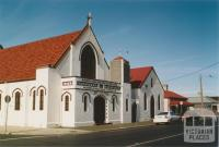 Macedonian Church (former Methodist), Victoria Street, Seddon, 2005