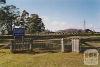 Bungaree cemetery, Pootilla, 2005