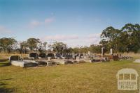 Pootilla cemetery, 2005