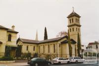 Christ Church, Glenlyon Road, Brunswick, 2005