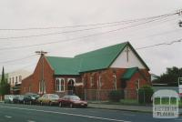 Italian Pentecostal (former Methodist) Church, Brunswick West, 2005