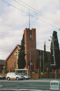Serbian Orthodox Church former Anglican, Brunswick East, 2005