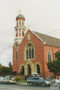 Our Lady Roman Catholic Church, Nicholson Street, Brunswick East, 2005
