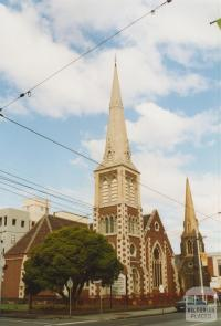 Uniting Church (former Presbyterian), 220 Sydney Road, Brunswick, 2005