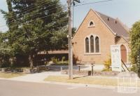 Anglican Church, Nepean Road, Cheltenham, 2006