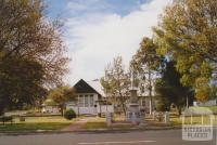 Heywood primary school and memorial, 2006