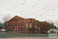 Cable tram shed, Abbotsford Street, North Melbourne, 2006