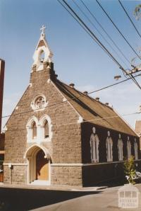 St Saviour's Church, Mason Street, Collingwood, 2007
