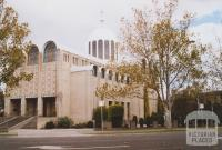 Ukranian Catholic Cathedral, Dryburgh Street, North Melbourne, 2007