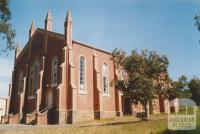 California Hill Methodist Church, Esler Street, 2007
