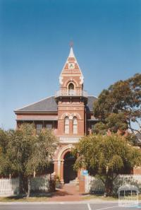 Eaglehawk primary school, Church Street, 2007
