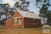 Woodvale primary school, 2007