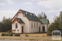 St Dominic's Roman Catholic Church, Dingee, 2007