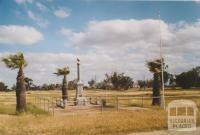 Macorna war memorial, 2007