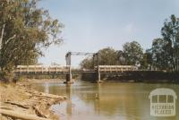 Koondrook Murray River bridge, 2007