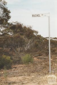 Ruchel Road, Werrimull