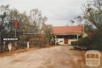 Meringur railway station at Heritage Park, 2007