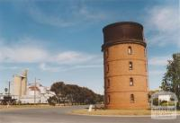 Railway water tower and silos, Murtoa, 2007