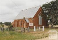 Muckleford community hall, 2007
