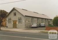 Original Anglican Church, Somerville Road, Kingsville, 2007
