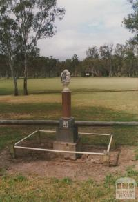 Mullagh memorial and oval, Harrow, 2008