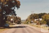 Barwon Downs main street, 2009