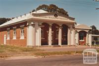Cavendish Soldiers memorial hall, 2009