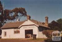 Caramut post office, 2009