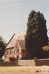 Presbyterian Church (1883), Noorat, 2009
