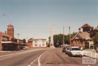 Princes Highway and High Street, Terang, 2009