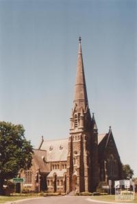 Thompson Presbyterian Church, Terang, 2009
