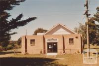 Woorndoo public hall, 2009