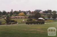 Drouin civic park, 2010
