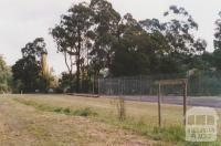 Former railway station site, Coalville, 2010