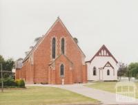 Stratford Anglican Church, 2010