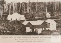 Halford Brothers' farm, Kongwak, 1910